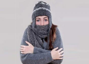 12 Reasons You Feel Cold All the Time