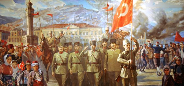 The-Turkish-War-of-Independence