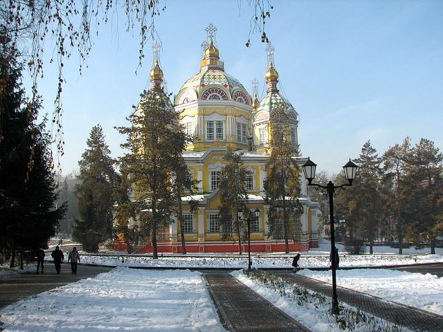 Kazakhstan-snow