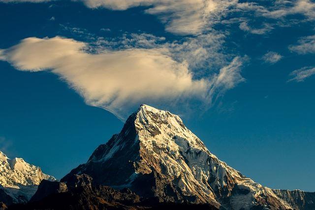 Mount-Annapurn