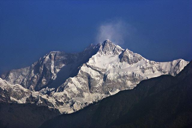 Mount-Kangchenjunga
