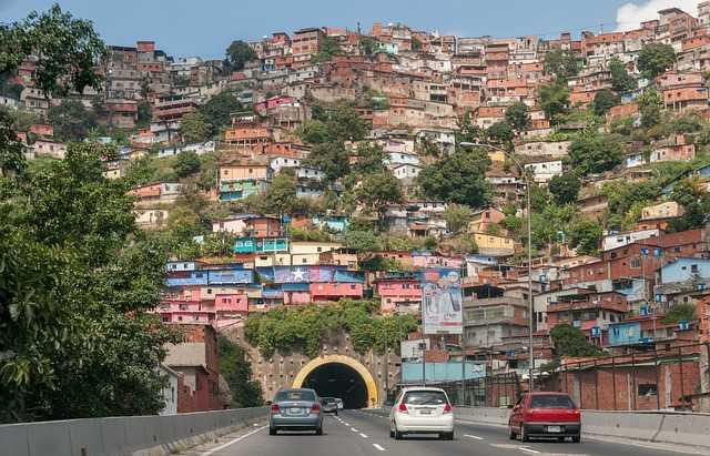 Caracas Dangerous City